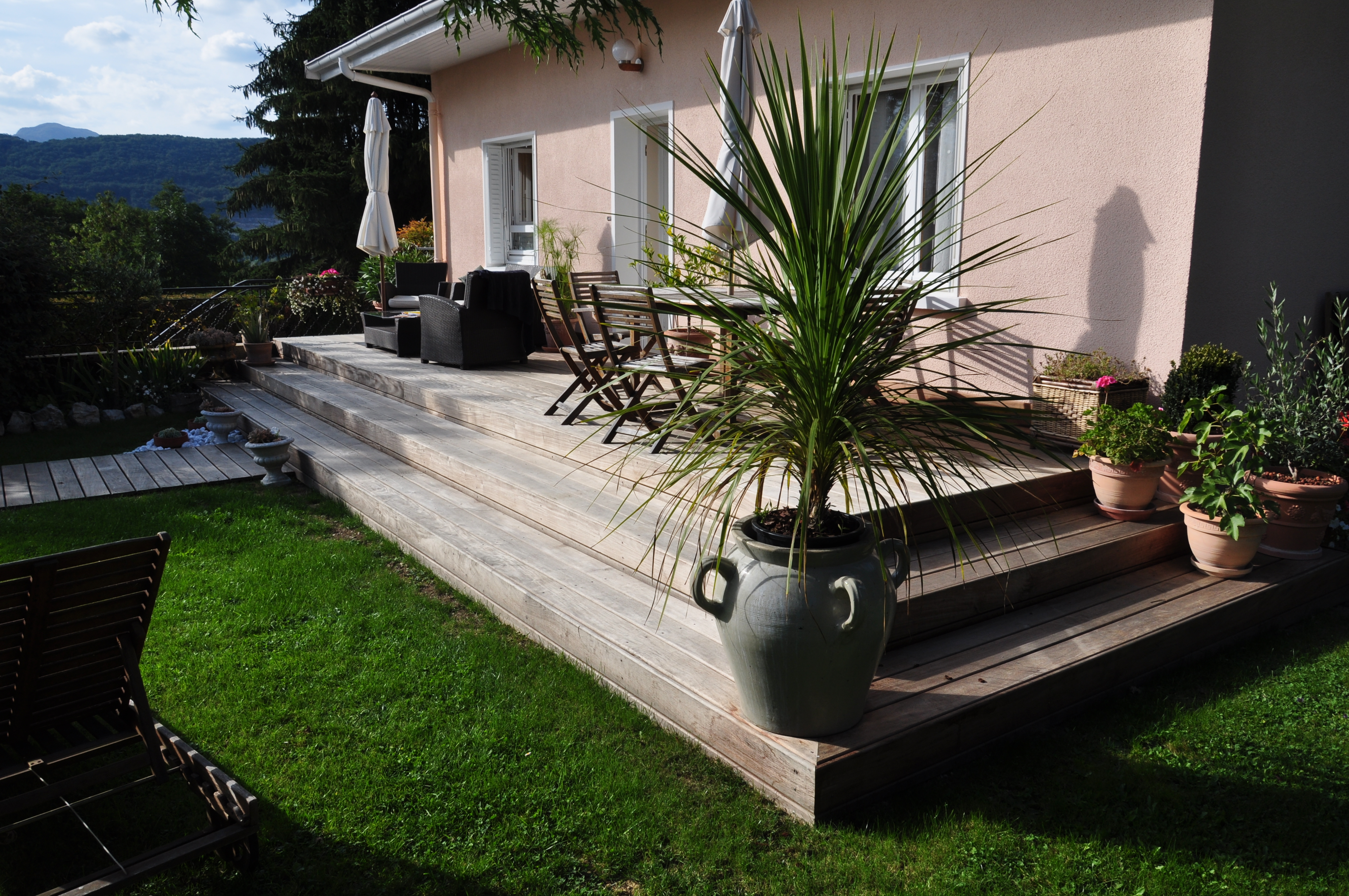 comment choisir le materiau de votre terrasse le. Black Bedroom Furniture Sets. Home Design Ideas