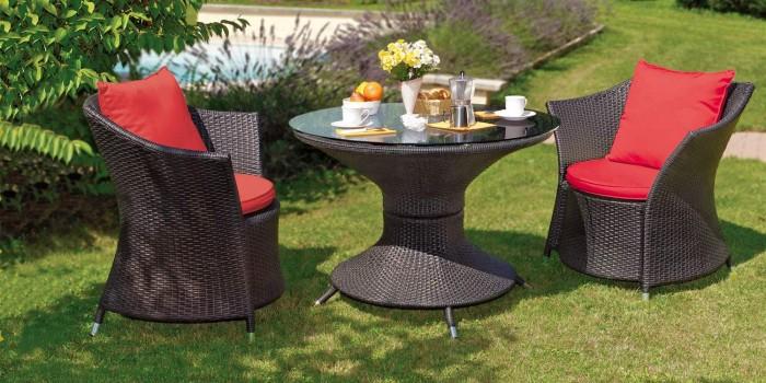 Recevoir et se detendre dans son jardin : nos idees de mobiliers de jardin