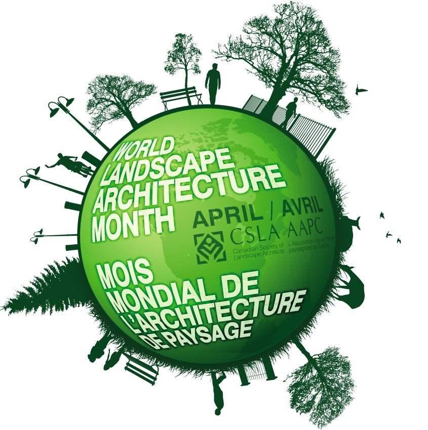 World LA Month Logo