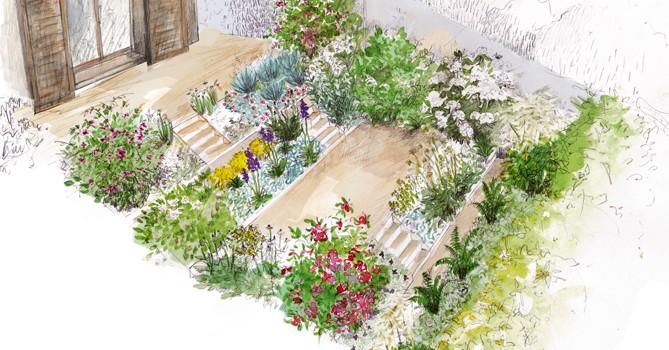 Conseils pour créer un jardin tendance