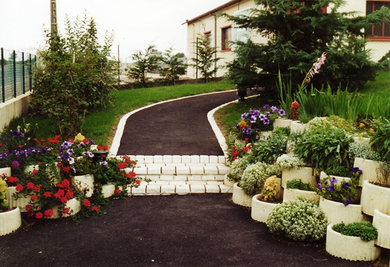 Aménagez votre jardin