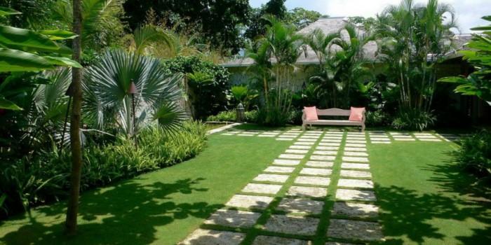 Jusqu'où peut aller la mission d'un architecte dans le réaménagement d'un jardin?