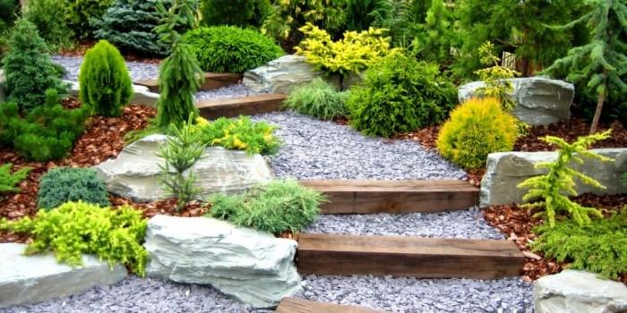 Comment l'architecte paysagiste choisit-il les produits pour chaque jardin ?