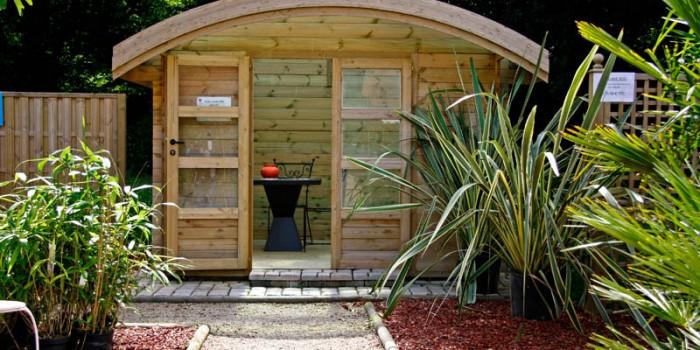 Assez A quoi sert un abri de jardin ? | Le Paysagiste LC06