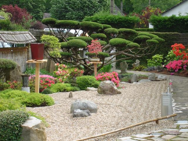 Amenagement Jardin Zen Free Left Right With Amenagement Jardin Zen