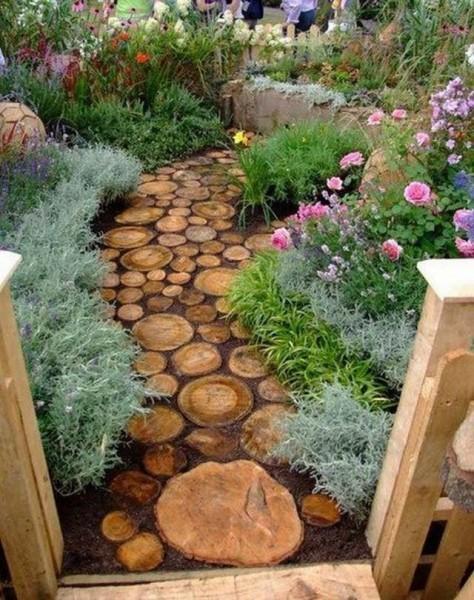 R cup rer des rondins de bois oui mais pour en faire quoi le paysagiste le paysagiste - Rondin de bois pour jardin ...