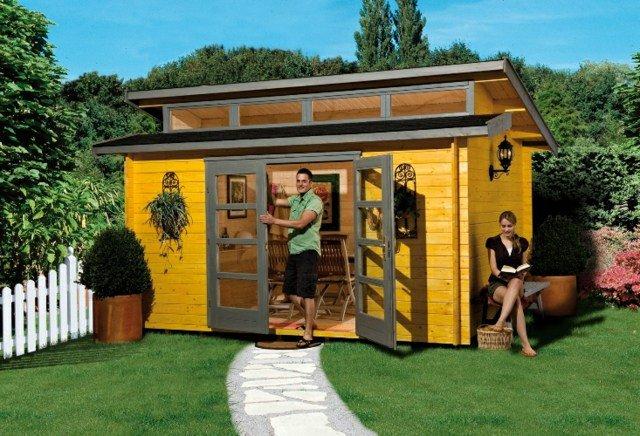 abri-de-jardin-bois-couleur-jaune