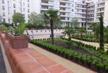 Un jardin toscan à Montrouge