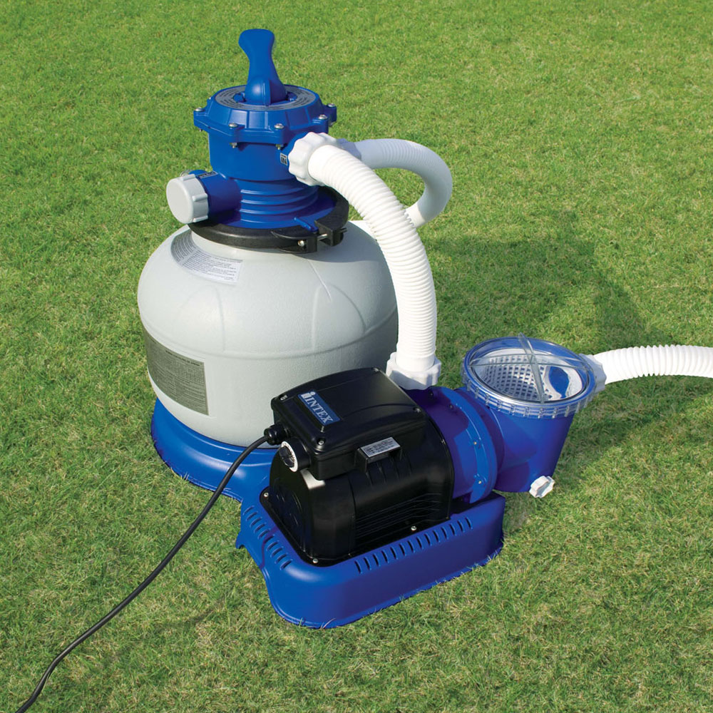 pompe filtrante pour piscine