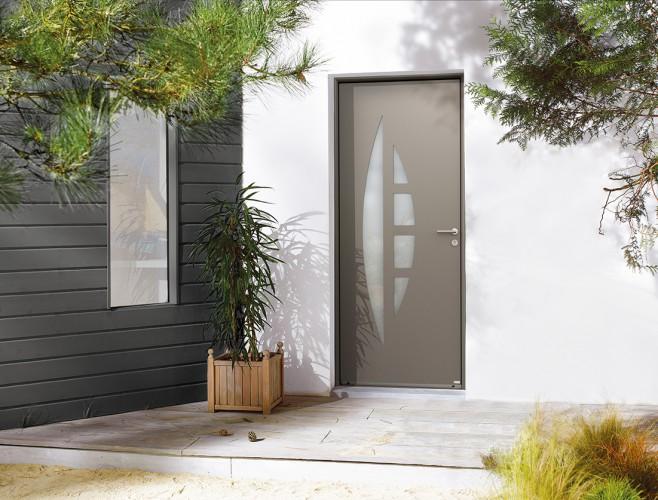 d co comment choisir ses portes d 39 ext rieur le paysagiste le paysagiste. Black Bedroom Furniture Sets. Home Design Ideas