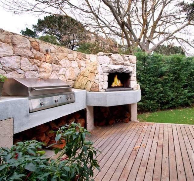 Comment Aménager Un Barbecue Dans Le Jardin ? | Le Paysagiste