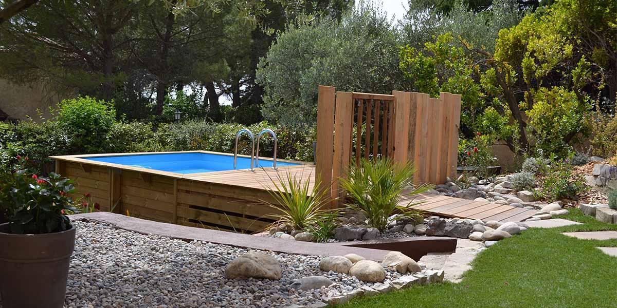 Orner Le Jardin Avec Une Piscine Originalele Paysagiste