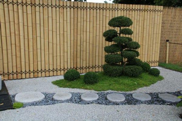 Am nager une d co zen dans le jardinle paysagiste le for Amenagement jardin zen
