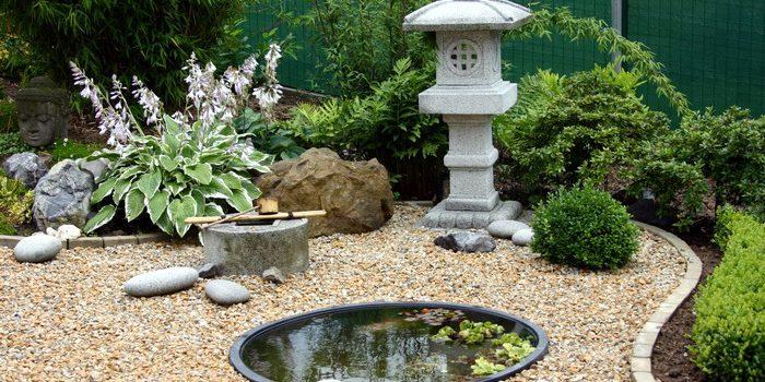 am nager une d co zen dans le jardinle paysagiste le paysagiste. Black Bedroom Furniture Sets. Home Design Ideas