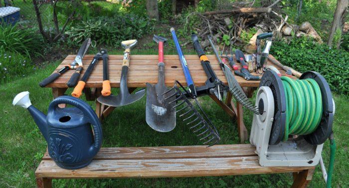 cadeau noël nouveaux outils jardinage
