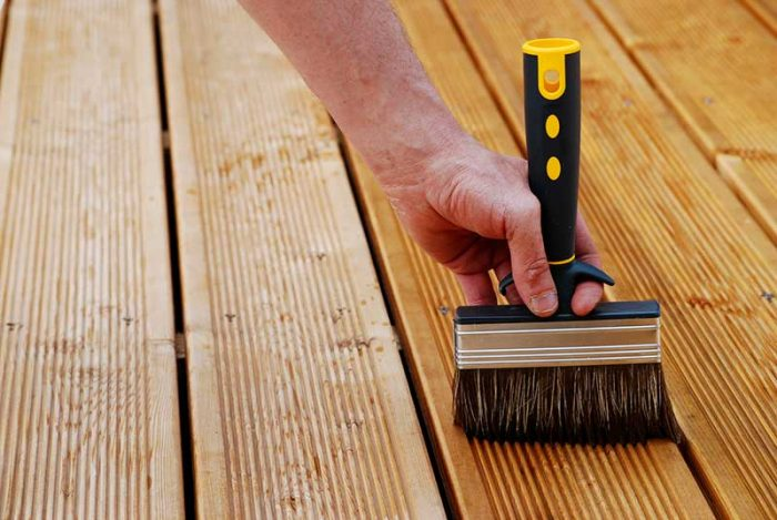 comment nettoyer une terrasse en bois le paysagiste le. Black Bedroom Furniture Sets. Home Design Ideas
