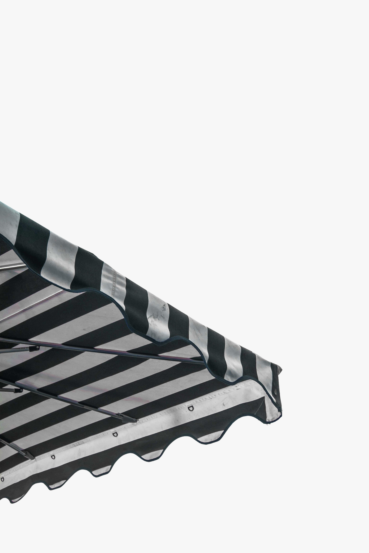 Les différents types de parasols