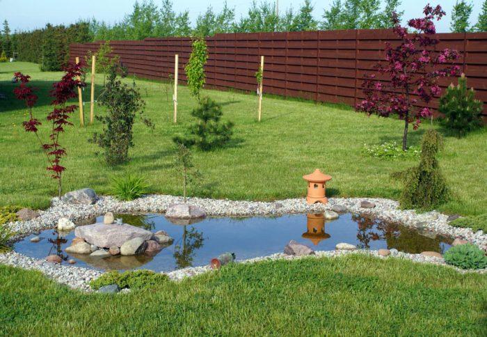 Construire un bassin de jardin facilement