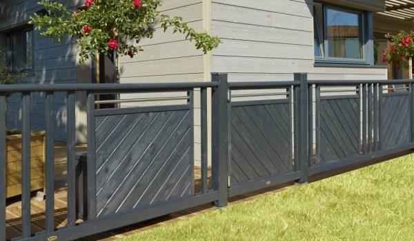 Une clôture de jardin pour protéger votre espace de nature