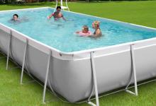 La piscine hors sol : le choix idéal pour multiplier les avantages