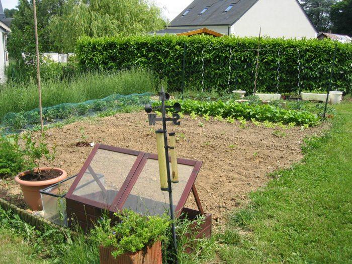 préparer le terrain avant de planter