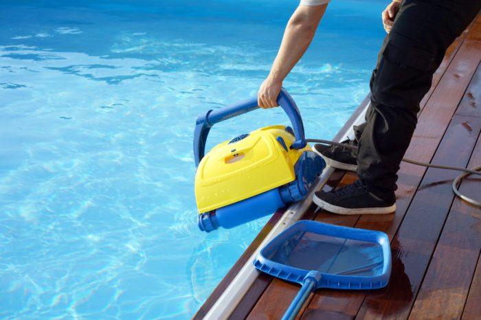 robot entretien piscine