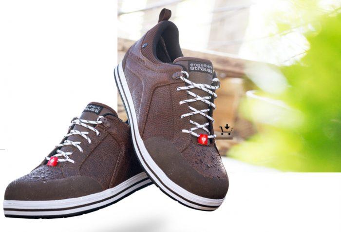 Les chaussures de travail Engelbert Strauss