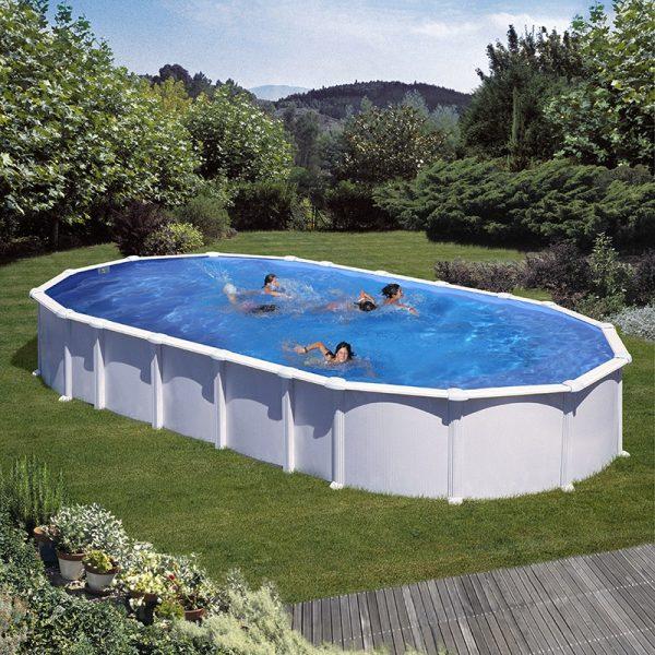 piscine acier