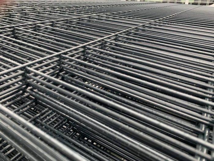 clôture rigide